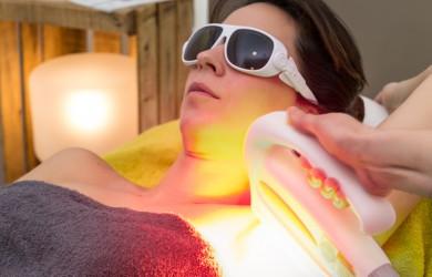 laser shr