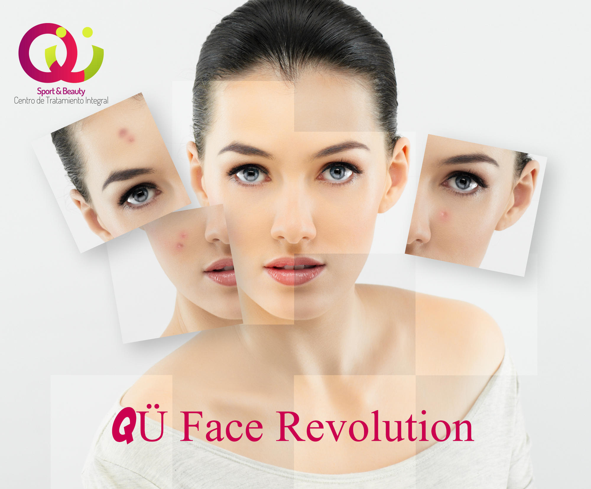 tratamiento facial QÜ Face Revolution