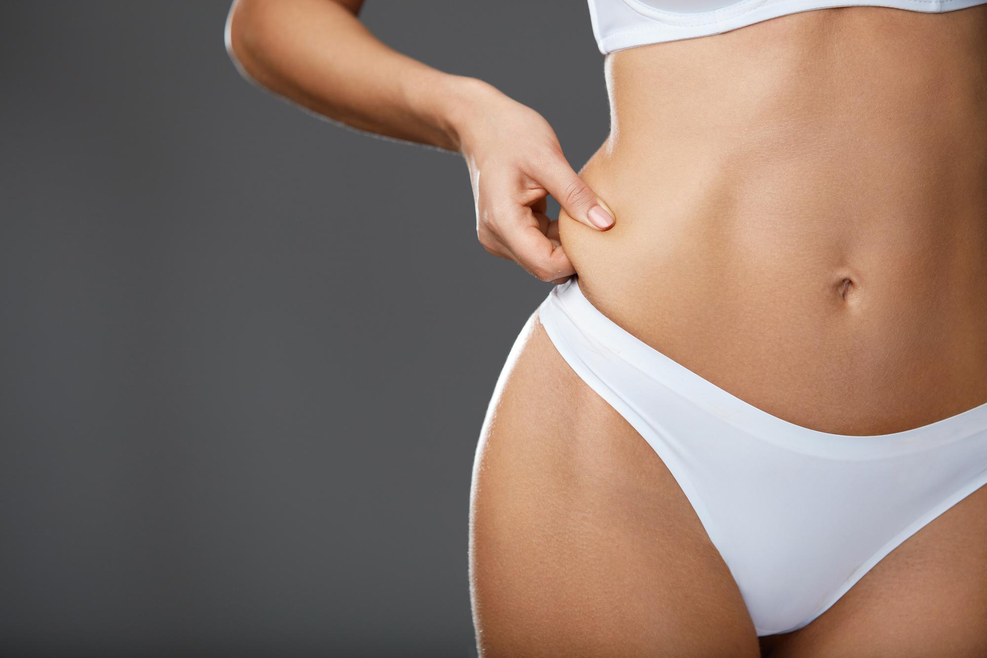 reduce la grasa localizada con la ultracavitación