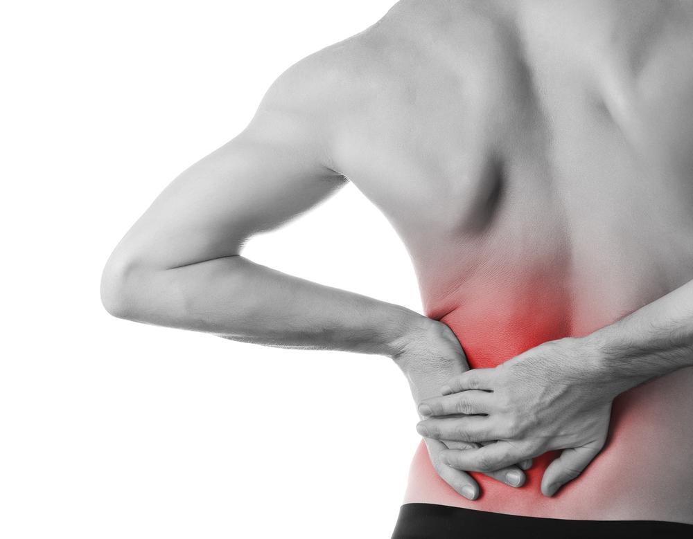 INDIBA Activ para dolores de espalda