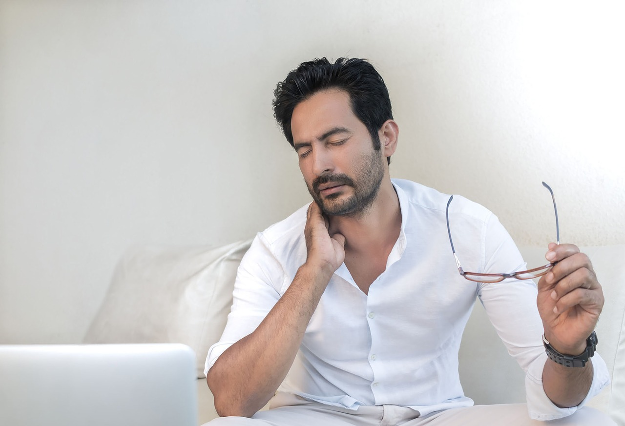 dolor de cuello cervicalgia