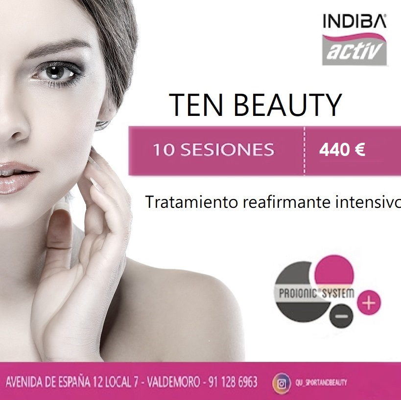 Indiba Facial Ten Beauty