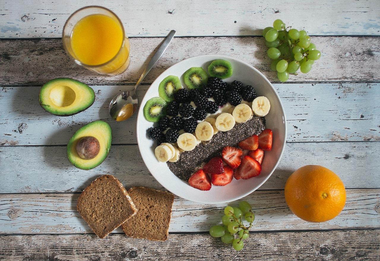 dieta saludable en verano