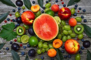 frutas alimentos saludables
