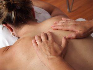 masaje manual, quiromasaje